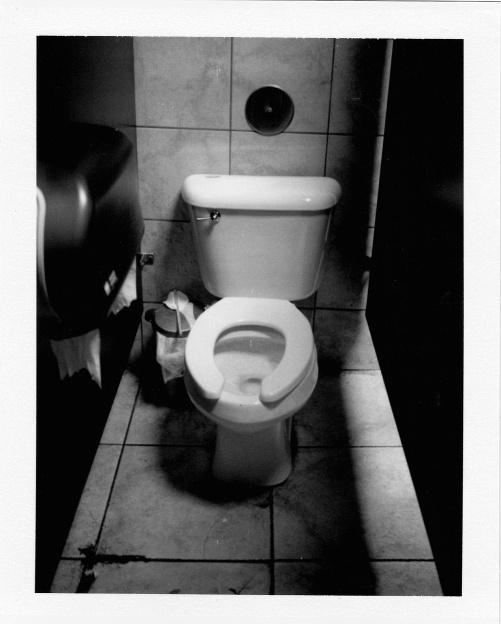 3.1.13. Broadway, Nashville, TN. Broadway Brewhouse Toilet FP-3000b Polaroid 250
